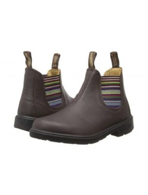 BLUNBCCAL03341409888 Women's El Side Shoes - Brown - Fabbrica Ski Sises Biella