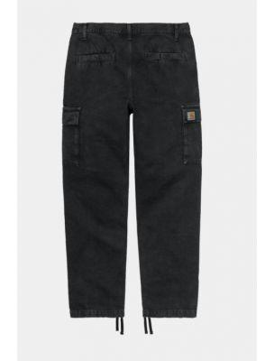 CARHI0286610089WF Pantalones Keyto Cargo Hombre - Negro - Fabbrica Ski Sises Biella