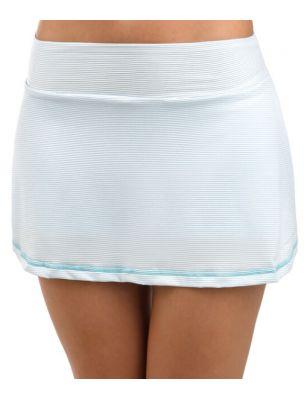 ADIDDP0269 Women's Parely Skirt - White - Fabbrica Ski Sises Biella