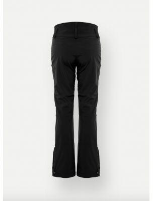 COLM0269G4K099 Pantalones Shelly Mujer - Negro - Fabbrica Ski Sises Biella