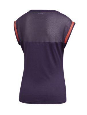 ADIDDP0263 Camiseta Escouade Mujer - Violeta - Fabbrica Ski Sises Biella