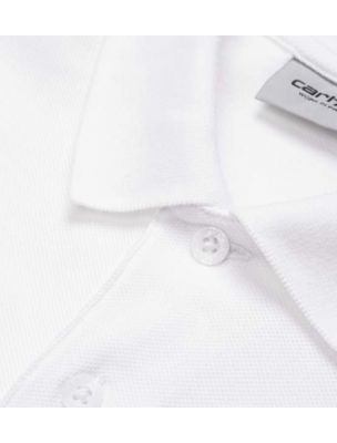 CARHI023807030290 Camiseta S/S Chase Hombre - Blanco - Fabbrica Ski Sises Biella
