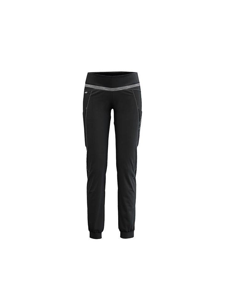 CRAZS20015112D01 Pantalones Exit Mujer - Negro - Fabbrica Ski Sises Biella