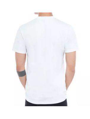 VANSVN000GGGYB21 Classic T-shirt - White - Fabbrica Ski Sises Biella
