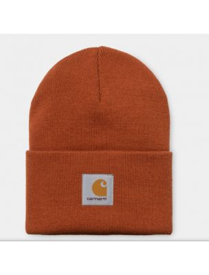 CARHI02022.060F0.00 Casquette Acrylic Watch - Orange - Fabbrica Ski Sises Biella