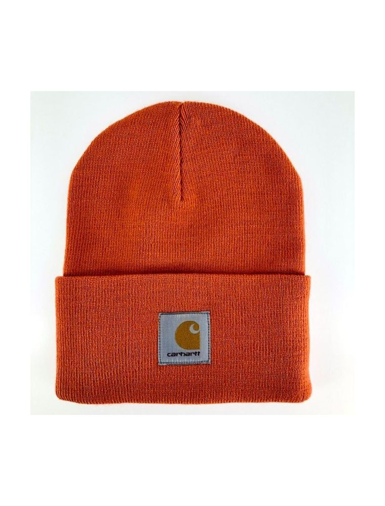 CARHI0202220605A.00 Casquette Acrylic Watch - Orange - Fabbrica Ski Sises Biella