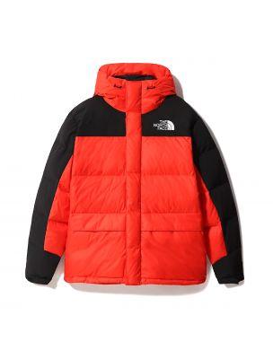 NORTNF0A4QYR151 Veste Himalayan Down Homme - Rouge - Fabbrica Ski Sises Biella