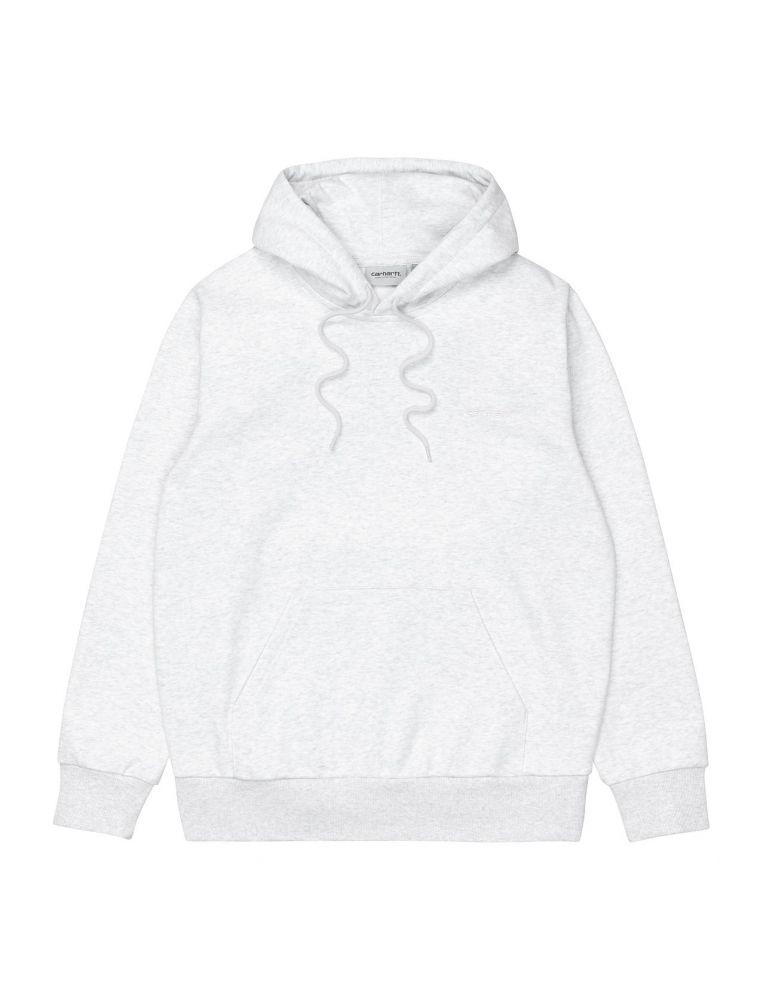 CARHI0289370348290 Script Embroidery Sweater - Grey - Fabbrica Ski Sises Biella