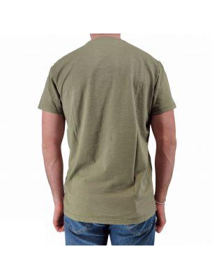 PACIBLKM8000VERDE Mc Grafica T-shirt - Green - Fabbrica Ski Sises Biella