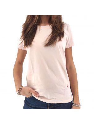 TRUE21SMOPTW00037038 T-shirt Ann Femme - Rose - Fabbrica Ski Sises Biella