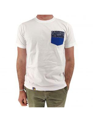 OVERTSWHPOCWK Poc WK T-shirt - White - Fabbrica Ski Sises Biella