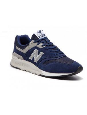 NEWBNBCM997HCE Lifestyle 997 Shoes - Blue - Fabbrica Ski Sises Biella