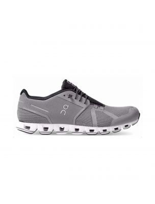 ON000019M99195 Men's Cloud Shoes Grey - Fabbrica Ski Sises Biella