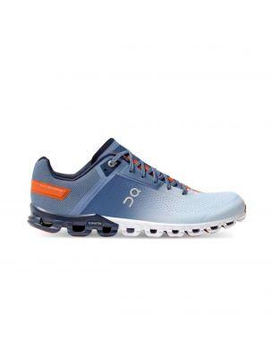 ON35M99237 Baskets Cloudflow Homme Bleu - Fabbrica Ski Sises Biella