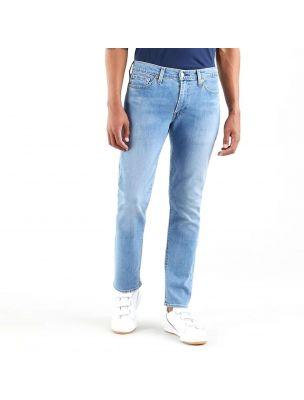 LEVI0451150070 Men's 511 Slim Trousers Jeans - Fabbrica Ski Sises Biella