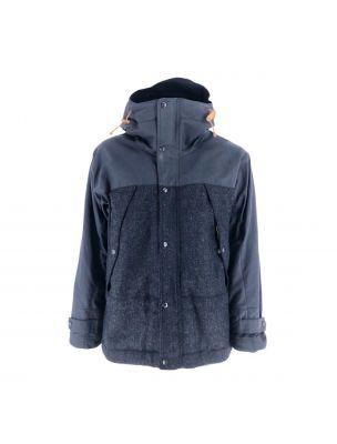 SEAT7025-QZ Two Tone Mountain Jacket Jacket - Blue - Fabbrica Ski Sises Biella