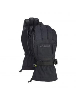 BURT10351100002 Men's MB Baker Gloves - Black - Fabbrica Ski Sises Biella