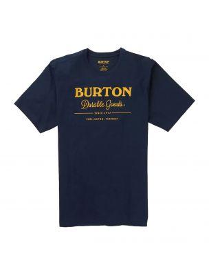 BURT20382102400 T-shirt Durable Goods Homme - Bleu - Fabbrica Ski Sises Biella