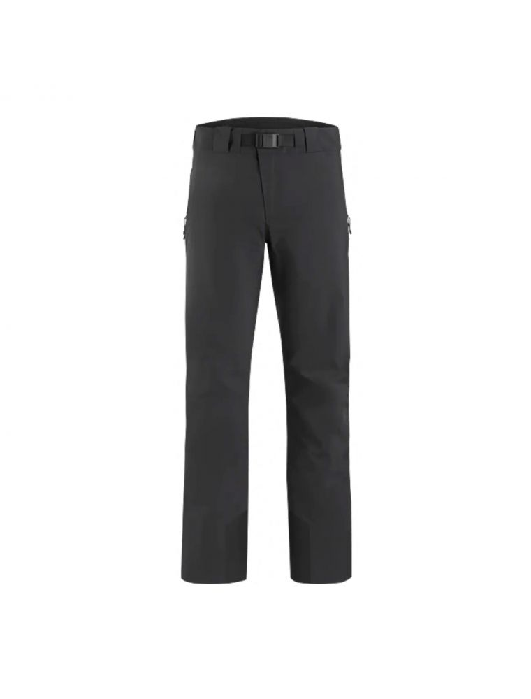ARCT24029BLACK Pantalones Macai Hombre - Negro - Fabbrica Ski Sises Biella