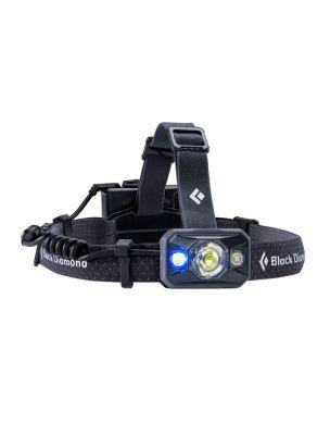 BLACBD620629 Lámpara de cabeza Icon - Negro - Fabbrica Ski Sises Biella