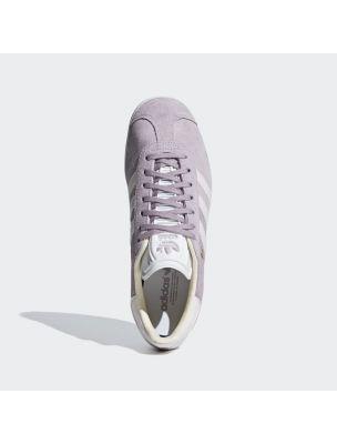 ADIDCG6066 Baskets Gazelle Femme - Violet - Fabbrica Ski Sises Biella