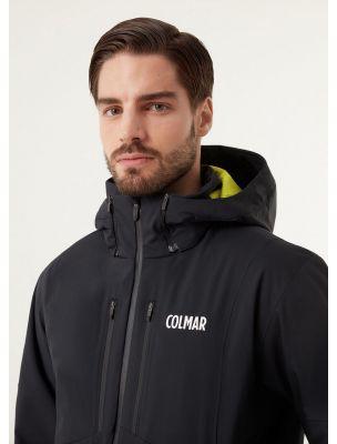COLM1353U1VC99 Chaqueta Sapporo-Rec 1353U 1VC99 Colmar Hombre - Negro - Fabbrica Ski Sises Biella