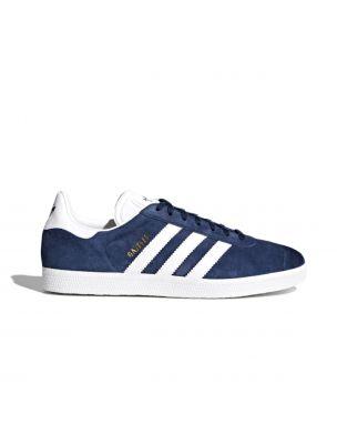 ADIDBB5478 Gazelle Shoes - Blue - Fabbrica Ski Sises Biella