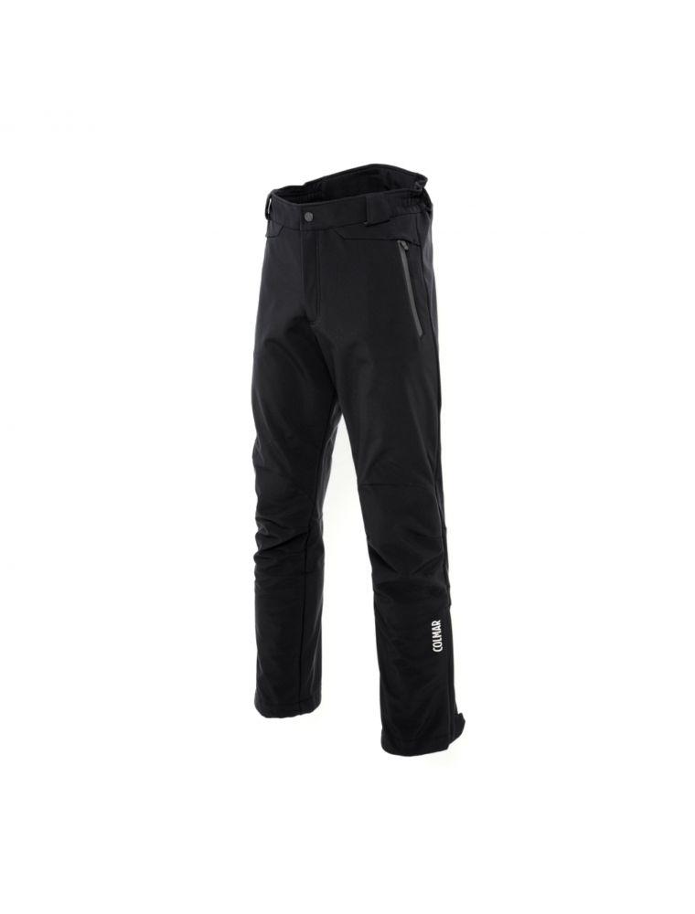 COLM0166G4KO99 Pantalones Shelly Hombre - Negro - Fabbrica Ski Sises Biella