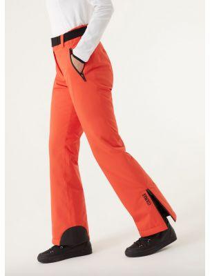 COLM04511VC351 Pantalones Sapporo-Rec Mujer - Naranja - Fabbrica Ski Sises Biella