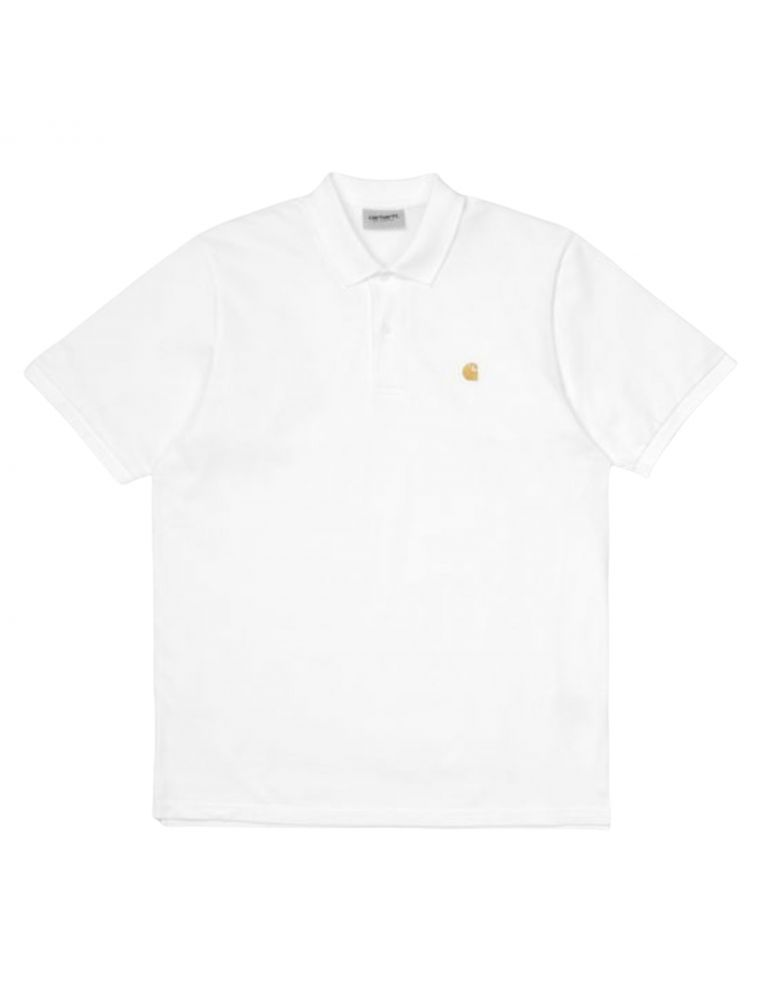 CARHI023807030290 T-shirt S/S Chase Homme - Blanc - Fabbrica Ski Sises Biella