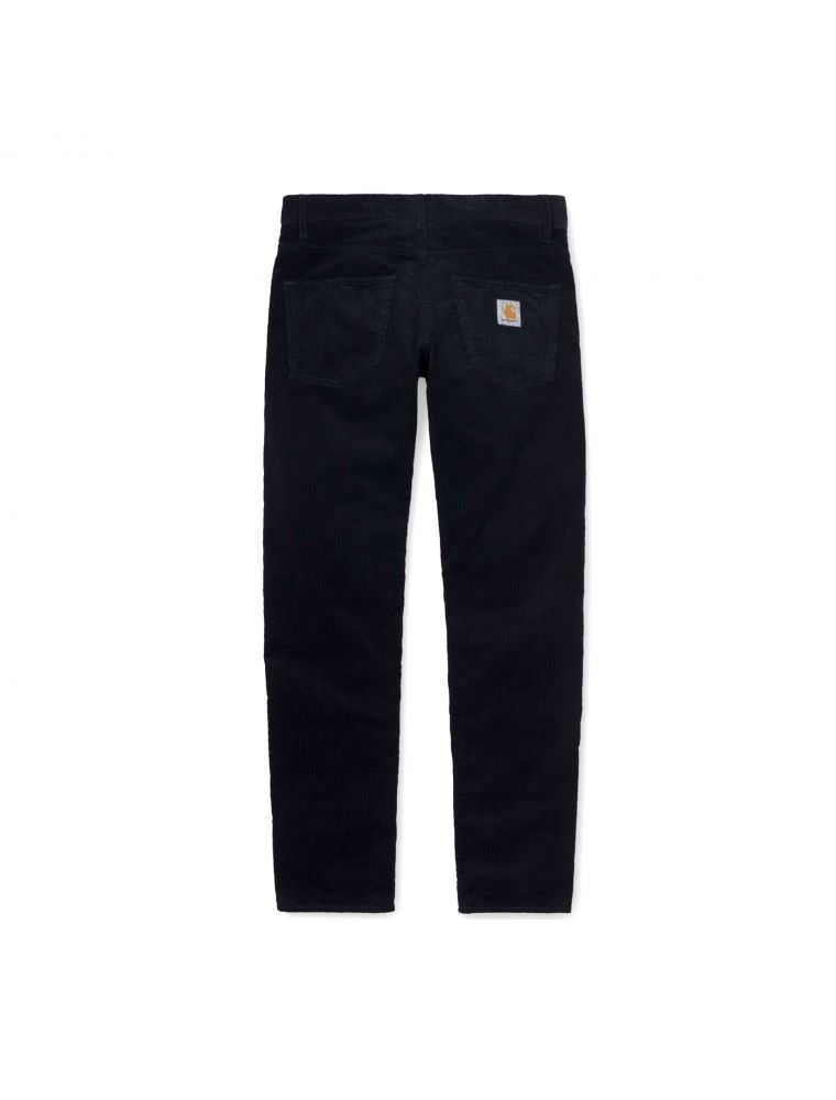 CARHARTT Pantaloni Klondike Uomo Blu - Fabbrica Ski Sises Biella
