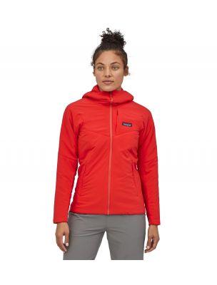 MOROP84267CCRL Chaqueta W's Nano-Air Mujer rojo - Fabbrica Ski Sises Biella