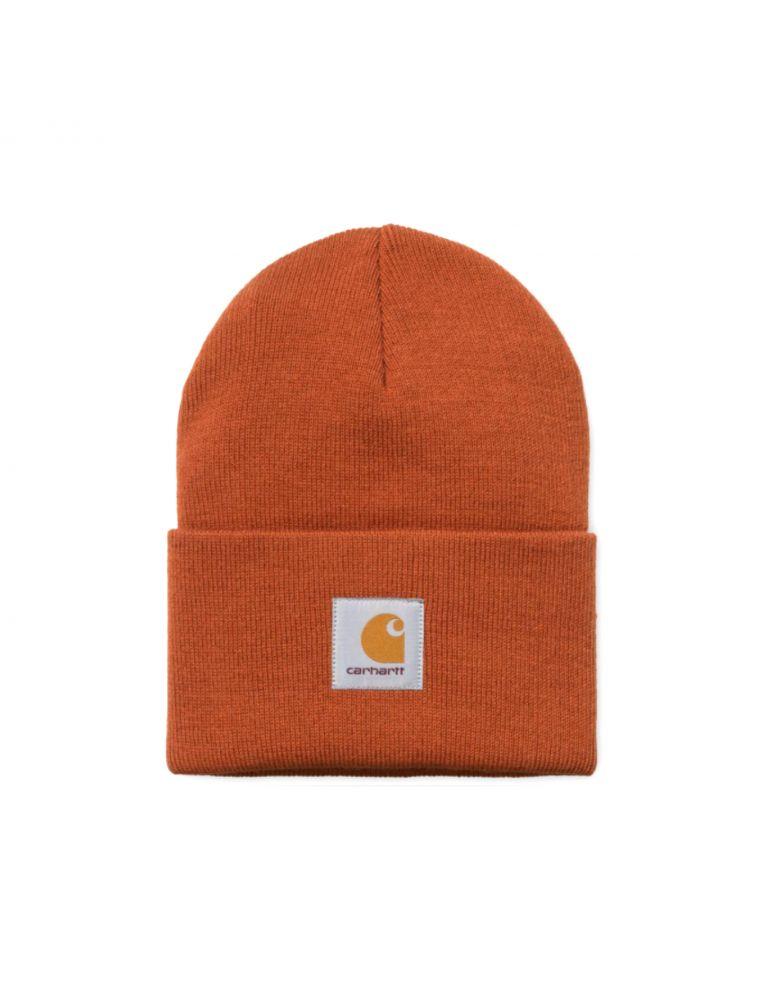 CARHARTT Cappello Acrylic Watch Arancione - Fabbrica Ski Sises Biella