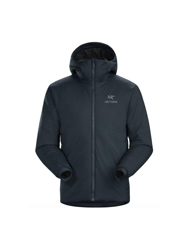 ARCT24105ENIGMA Veste Atom AR Homme - Noir - Fabbrica Ski Sises Biella
