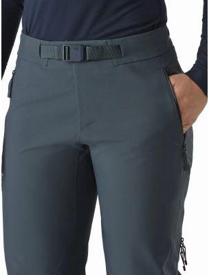 ARCT24015PARADOX Pantalon Sentinel LT Femme - Gris - Fabbrica Ski Sises Biella