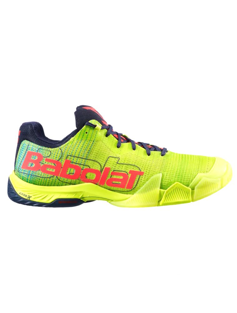 BABO30S20752 Zapatos de padel da Padel Jet Premura Hombre - Amarillo - Fabbrica Ski Sises Biella