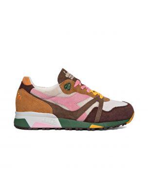 DIAD20117679325038 N9000 Leone Shoes - Beige - Fabbrica Ski Sises Biella