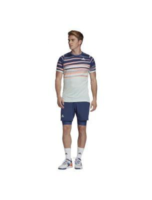 ADIDFK0803 Camiseta FreeLift HEAR.RDY Hombre - Blanco - Fabbrica Ski Sises Biella